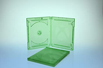 Amaray - Carcasa para Xbox One BluRay/Color: Verde ...
