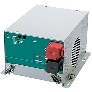 Xantrex Xantrex 84-2056-01 Coraz-n FDM-12-25 remoto de estado Panel de bater-a y Libertad inversor-cargador de control remoto