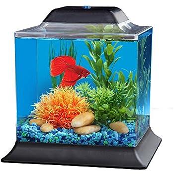 KollerCraft 1.5 Gallon Betta Cube Aquarium