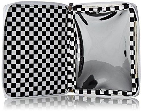 Vans - Funda para iPad negro Shoe Print Talla:26 X 2 X 21 cm negro - Shoe Print
