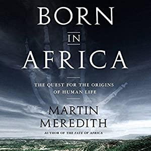 Born in Africa Hörbuch