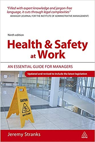 at health course book safety and free work