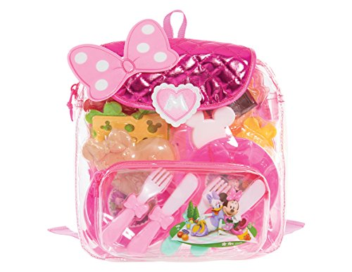 MINNIE Happy Helpers Backpack Picnic Set