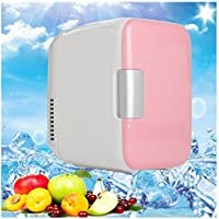 MD Group Refrigerator Mini 4L Portable Fridge Freezer Cooler Warmer Car Home Office