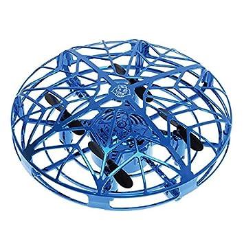 fghdfdhfdgjhh Mini Drone Sensor infrarrojo UFO del Juguete ...