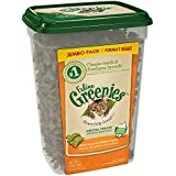 Greenies Feline Dental Treats for Cats Oven Roasted Chicken Flavor 11 Ounces