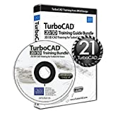 TurboCAD 21 2D & 3D Training Guide CD