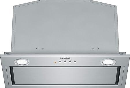 Siemens LB57574 QQQQQQQQQQQ, 2 W, 67 Decibelios, 4 Velocidades, Acero Inoxidable: Amazon.es: Hogar