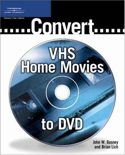 Price comparison product image Convert VHS Home Movies to DVD