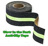 Anti Slip Tape - JH-Best Crafts Glow-in-Dark Non-Slip Tape 2-inch x 15 Feet