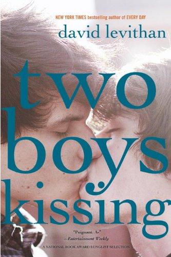 """Two Boys Kissing"" av David Levithan"
