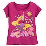 Disney Rapunzel T-Shirt For Girls - Tangled: The Series