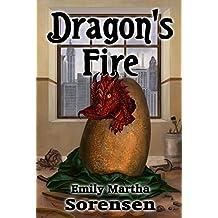 Dragon's Fire (Dragon Eggs Book 4)