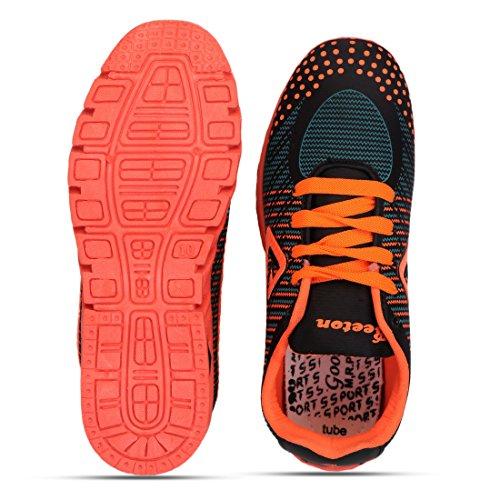 Mode Homme Baskets Especial Orange Deal Pour E8APqw