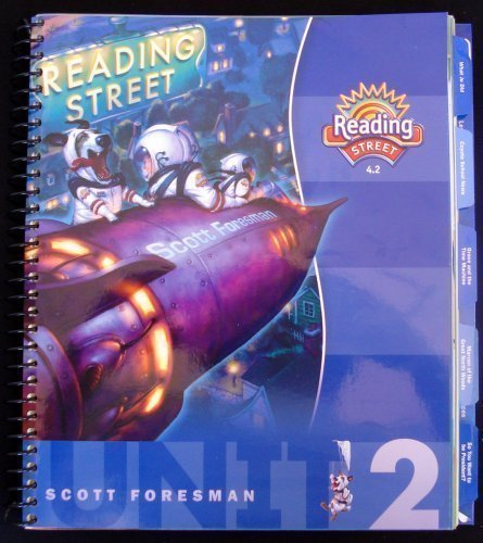 Download Reading Street 4.2, Grade 4, Unit 2, Work and Play TEACHER'S EDITION PDF