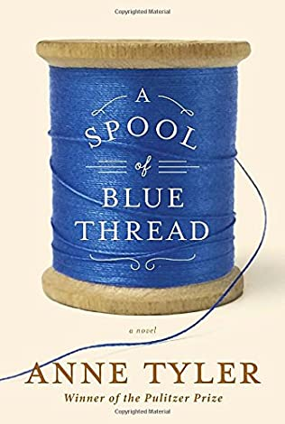 book cover of A Spool of Blue Thread