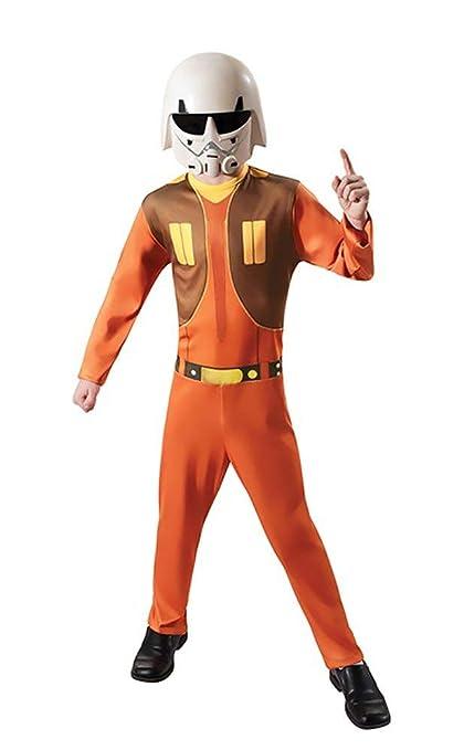 Disney Star Wars Ezra Bridger Action Suit Costume (8-10)