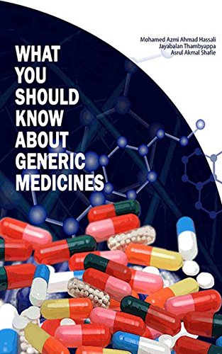 What You Should Know About Generic Medicines