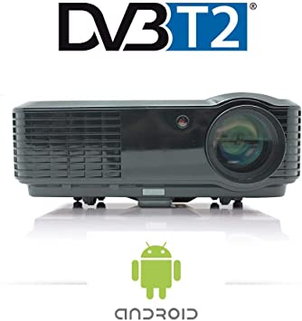 proyector Luximagen HD700 con WiFi, Android, FULLHD, TDT, USB ...