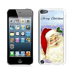 Santa Claus 1 White Individual Custom iPod Touch 5 Case