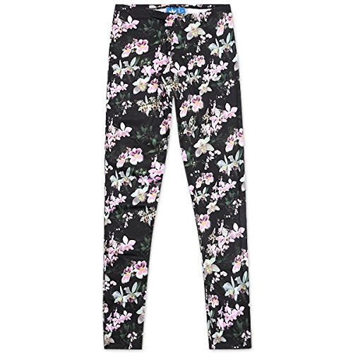 b3eccc966101b Adidas Originals Orchid Flower Print Leggings -: Amazon.co.uk: Sports &  Outdoors