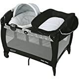 Graco Pack 'n Play Newborn Napper Oasis with Soothe...