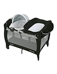 Graco Pack 'n Play Newborn Napper Oasis with Soothe Surround Technology, Teigen BOBEBE Online Baby Store From New York to Miami and Los Angeles