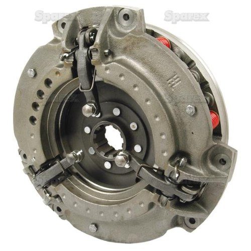 Massey Ferguson Mower Parts - Massey Ferguson Tractor Clutch Assembly 526666M91 TO35, 135, 150, 20, 2135, 40, MF 35, MF 50