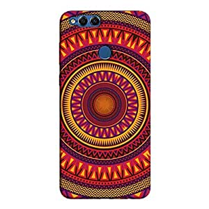 Cover It Up - Orange Ceiling Honor 7xHard Case