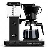 Technivorm Moccamaster 59612 KB Coffee Brewer, 40 oz Matte, Black For Sale