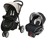 Graco Aire3 Click Connect Stroller Travel System - Pierce