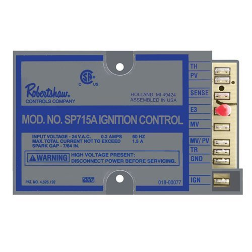 SP715A - Robertshaw OEM Replacement Furnace Control Board