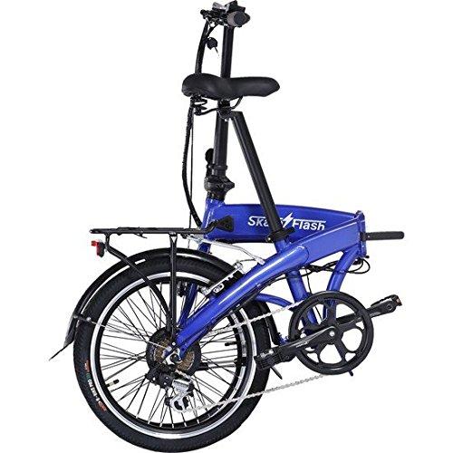 SKATEFLASH E-Bike Pro Plegable (Azul): Skateflash: Amazon.es: Electrónica