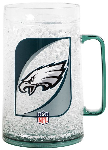 philadelphia eagles freezer - 1