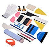 WINJUN Vinyl Wrapping Tool Kit for Vehicle Glass