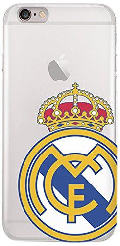 Real Madrid RMCAR007 - Carcasa con Escudo para Apple iPhone ...
