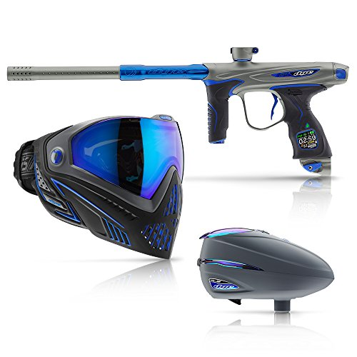DYE M2 MOSair Paintball Marker - Storm with Storm i5 and R2 by Dye