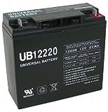 UB12220 UB12220 - 12V 22Ah Wheelchair Medical Mobility Battery
