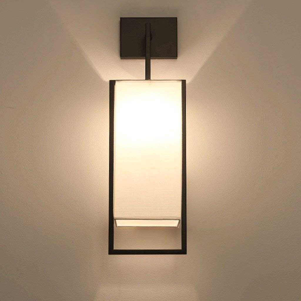 新しい壁の光現代中国、古いものとしてのミニマム寝室ベッドサイドランプホテル回廊ウォークライト階段壁ランプラウンジ(カラー:E) (色 : E)  E B07Q1HRWMM