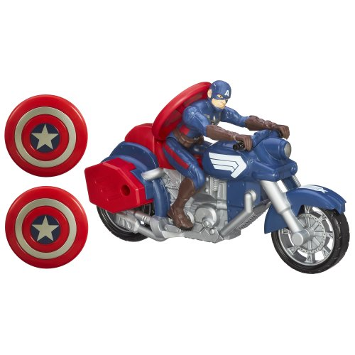Captain America Motorcycle - 3