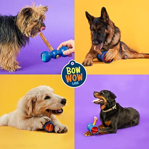 Bow Wow Labs Bully Buddy Safety Device - Bully Stick Holder for Dogs