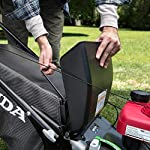 """Honda HRR216VYA 21'' 3-in-1 Self Propelled Smart Drive Roto-stop Lawn Mower with Auto Choke and Twin Blade System 12 Honda HRR216VYA 21"""" 3-in-1 Self Propelled Twin Blade Mulching Lawn Mower"""