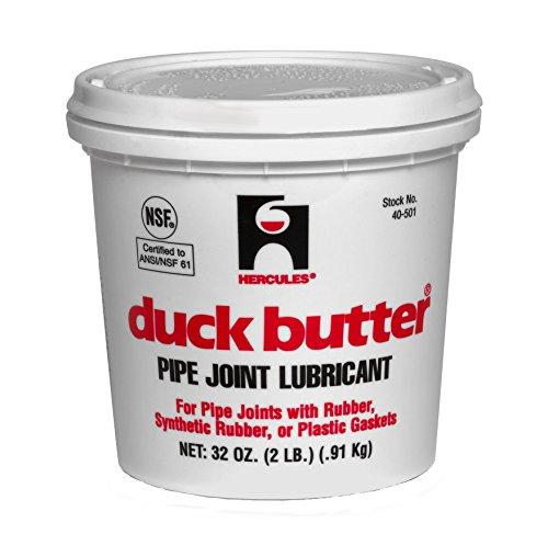Oatey 40501 Hercules Duck Butter