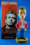 Limited Edition Rare James Dean (Red Jacket) Resin Bobblehead Bobble Head