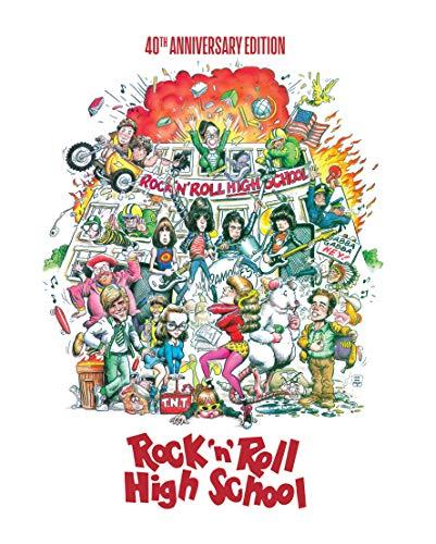 Rock 'n' Roll High School [Blu-ray] (Pj Soles Rock And Roll High School)