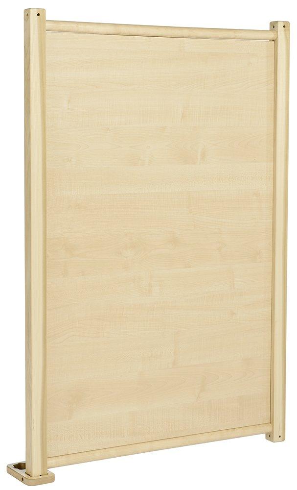 Inspirational Nurseries Maple Panel, Wood, Brown Millhouse PT263