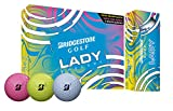 Best Ladies Golf Balls - Bridgestone Lady Golf Balls - 1 Dozen Review