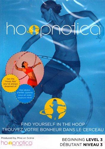 Hoopnotica Fitness Hoopdance Hula Hoop DVD Level 3 (Beginner) ()