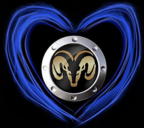 Dodge Love Logo AUTO FUN T-SHIRT -772