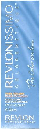 Revlon Revlonissimo Colorsmetique Pure Colors, Tinte para el Cabello 012 Gris Irisado - 60 ml